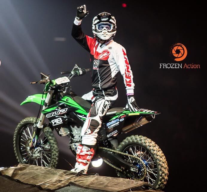 Rémi Bizouard FMX Motocross freestyle