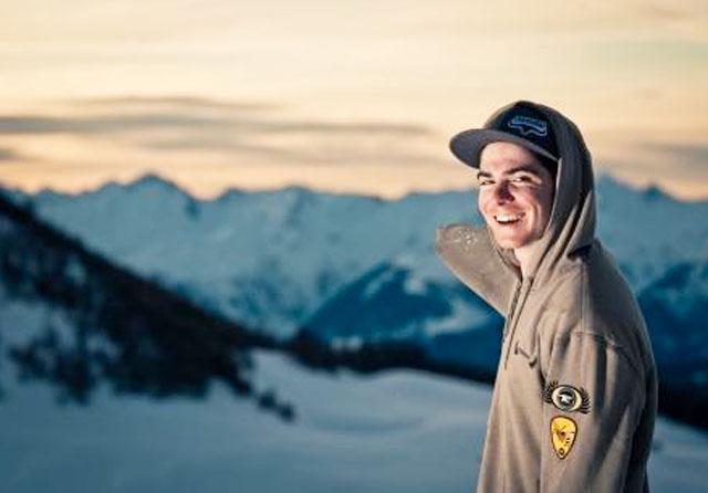 comment devenir snowboarder pro