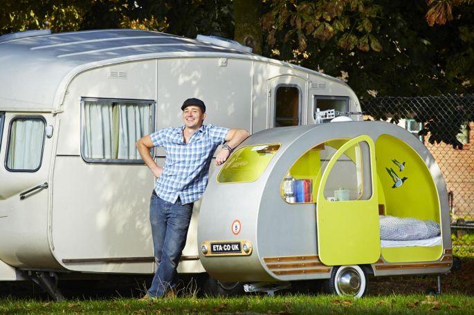 Ride roadtrip 6 caravanes parfaites pour s 39 vader for Salon de la caravane