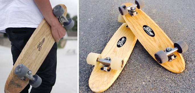 Blow factory la passion du bois et du skateboard made in normandie - Creer son skateboard ...