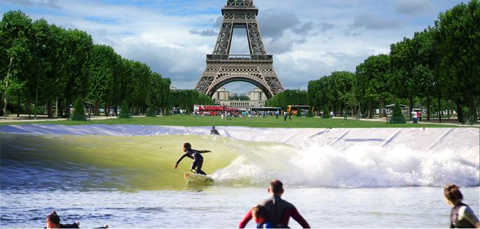 Plus d 39 infos sur le futur wavegarden parisien - Piscine a vague etampes ...