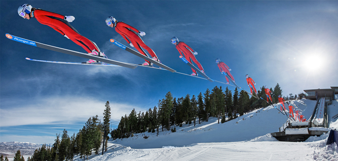 saut ski nouveau record du monde avec 251 5 m tres de long. Black Bedroom Furniture Sets. Home Design Ideas