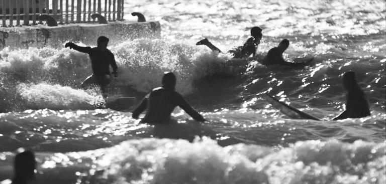 surf lac ontario