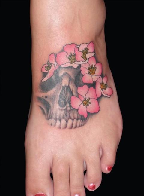 skull-tattoos-pied