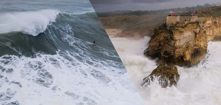 Big Wave Awards Jamie Mitchell Charge Nazar 233 En Mode Xxl