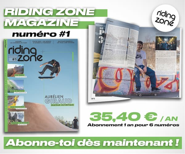 Riding Zone Magazine
