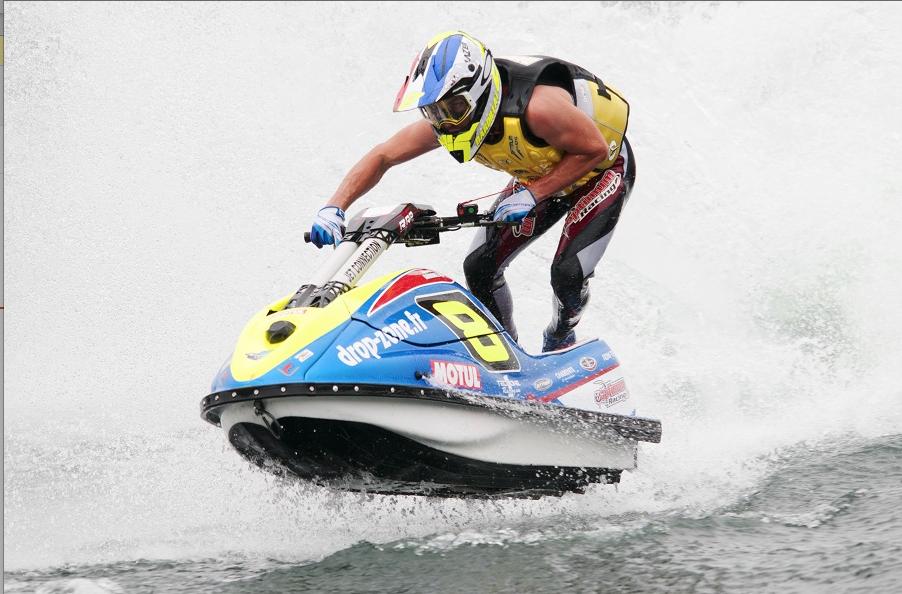 Valentin Dardillat Jet ski