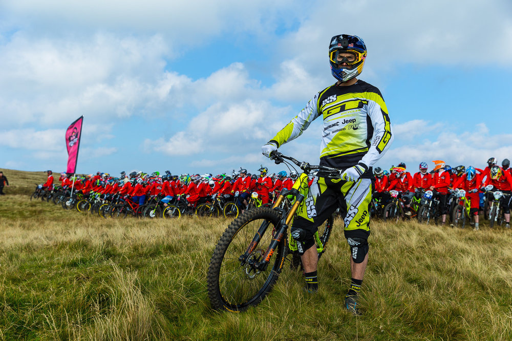 Gee Atherton Red Bull Fox Hunt