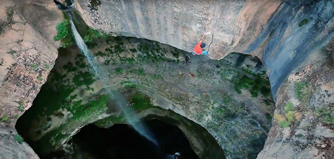 David Lama Liban