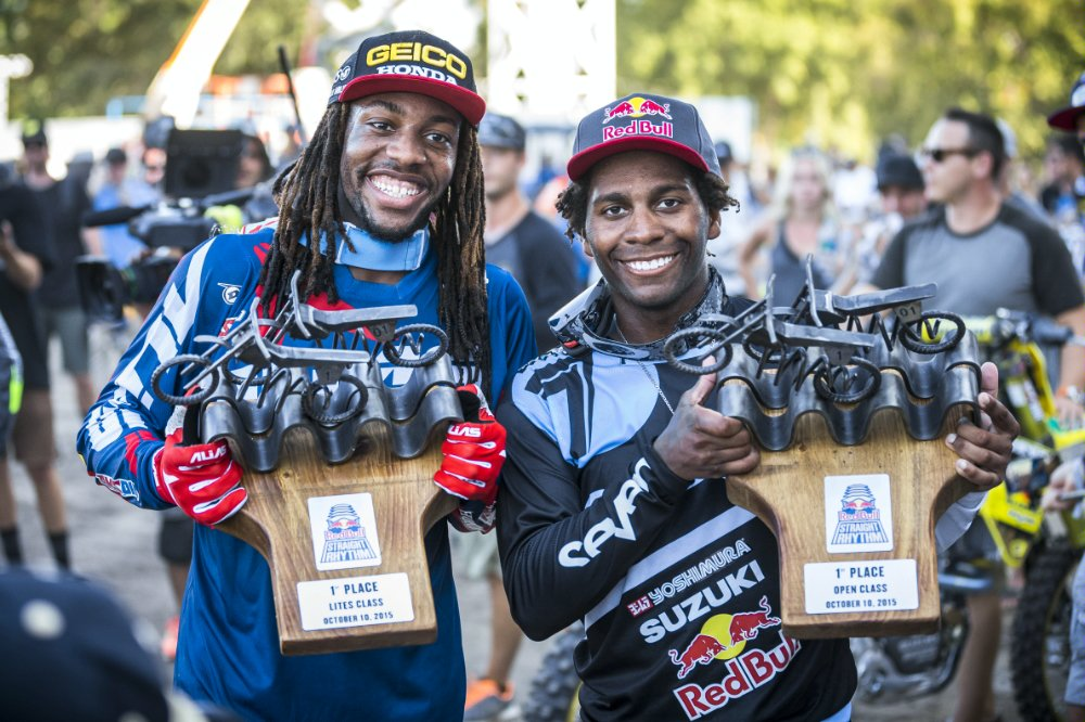James et Malcolm Stewart Red Bull Straight Rhythm 2015