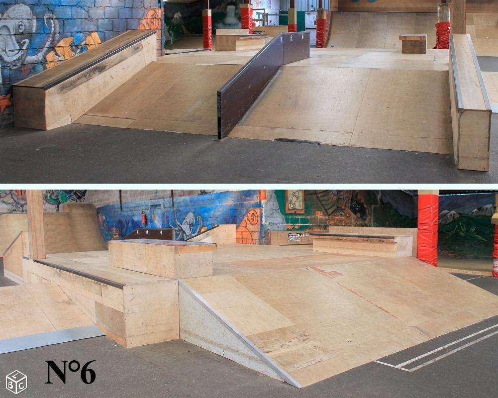 le skatepark de biarritz est en vente sur le bon coin. Black Bedroom Furniture Sets. Home Design Ideas