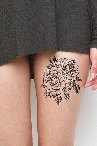 Les tattoos de la semaine sp cial nature - Ligne de vie tatouage ...
